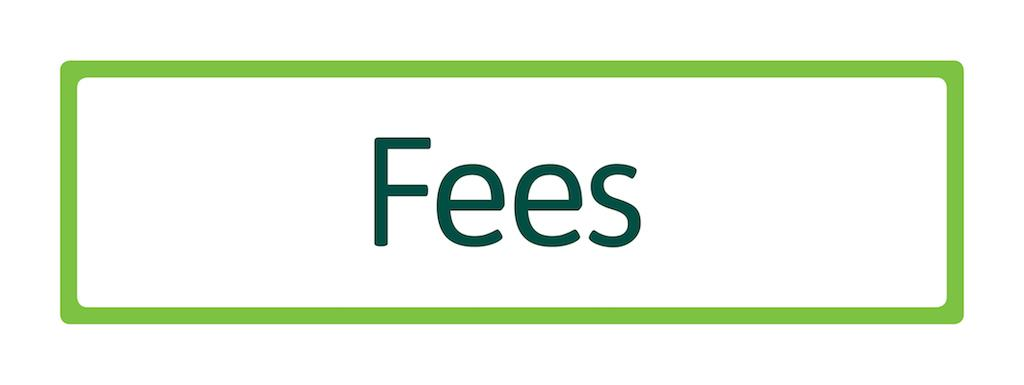 EH Sense - button link to fees